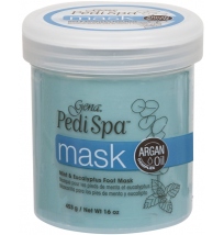PEDI SPA MASK 16 OZ