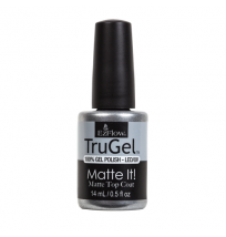 TRUGEL MATTE TOP COAT 14 ML