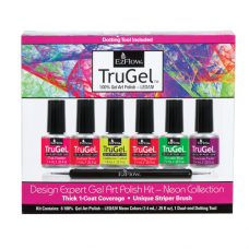 EZ Design Expert Neon Gel Art Polish KIT