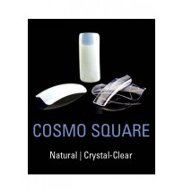 Nail Cosmo Square Natural 500uds