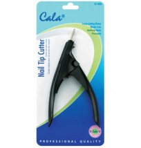 NAIL TIPS CUTTER CALA BLACK