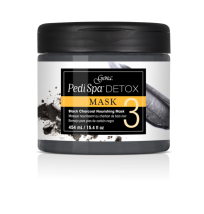 PEDI SPA CHARCOAL MASK 15.4 OZ