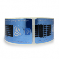 Blue Custom Nail 500 uds