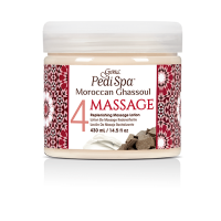 PEDI MOROCCAN MASSAGE 4 14.5ML