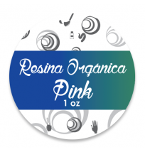 RESINA ROSADA 1 OZ EVOLUTION VERDE