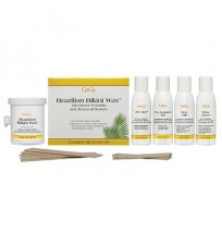 Kit Brazilian Bikini Wax