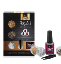 TRUGEL GEL ART DESIGNER KIT EZFLOW